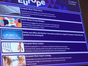 Music Moves Europe Objectives